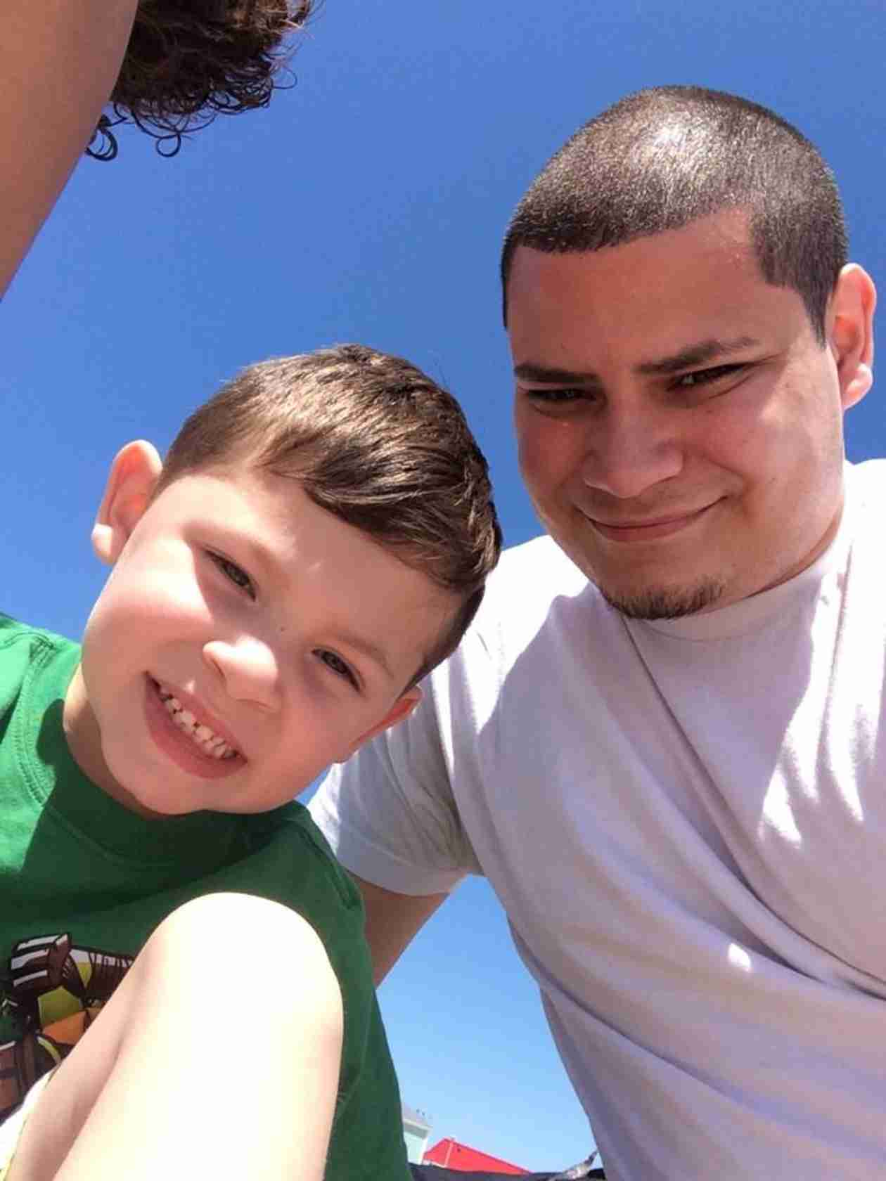 Jo Rivera and Vee Torres Spend Memorial Day Weekend with Isaac!