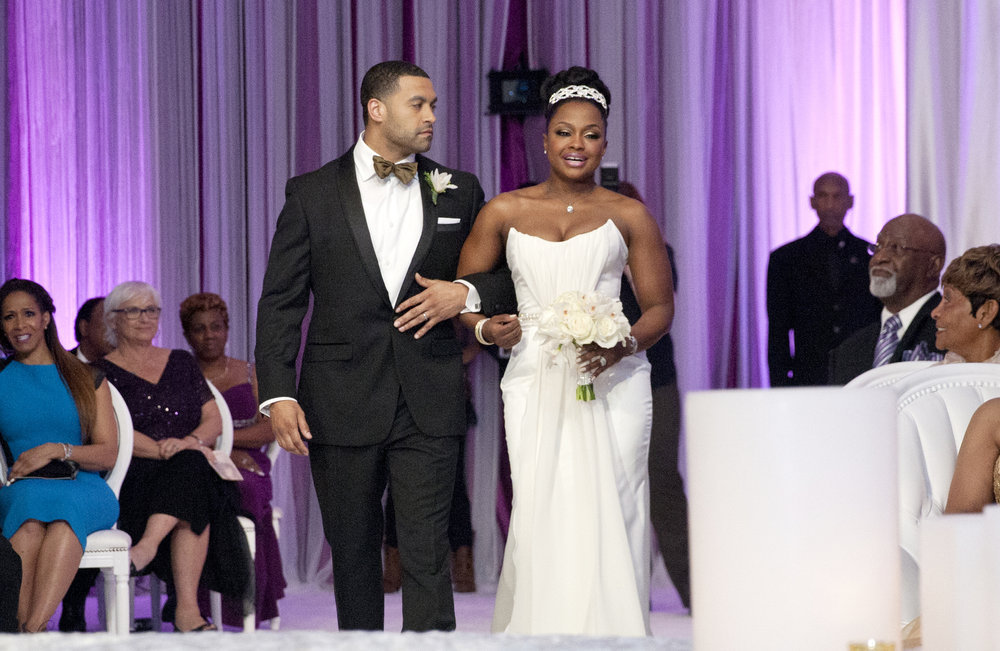 Are Phaedra Parks and Apollo Nida Renewing Their Vows?