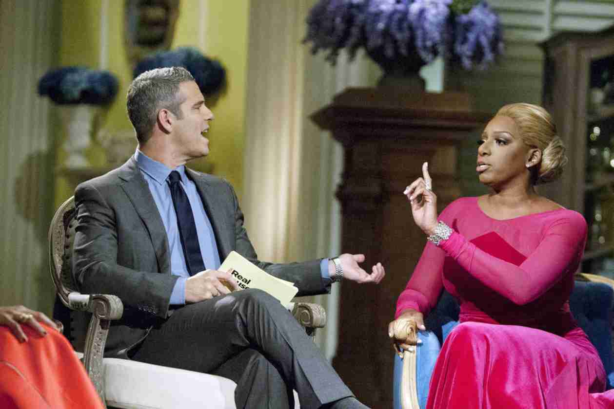 """Andy Cohen Admits He Was """"Offended"""" by NeNe Leakes's """"Queen"""" Comments (VIDEO)"""