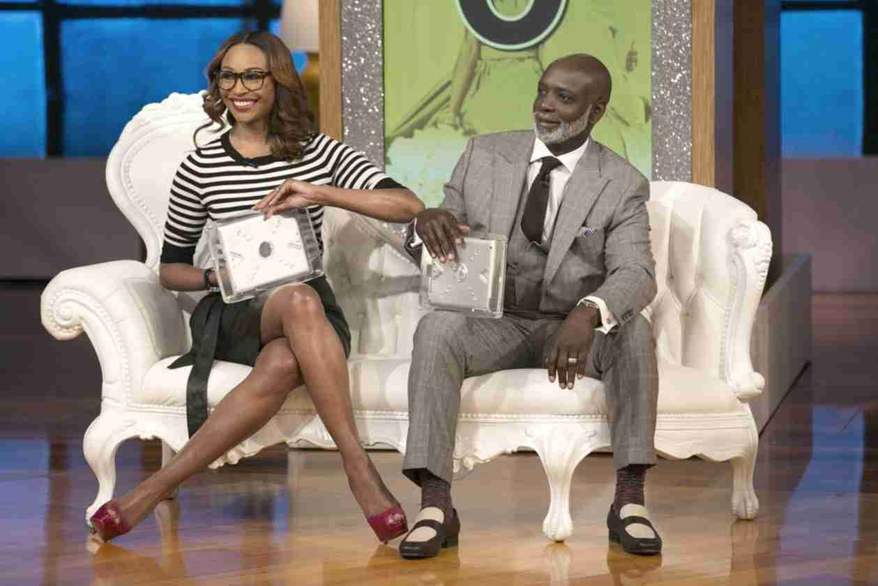 What Does Cynthia Bailey Call Peter Thomas's Package? Hear the Hilarious Answer! (VIDEO)