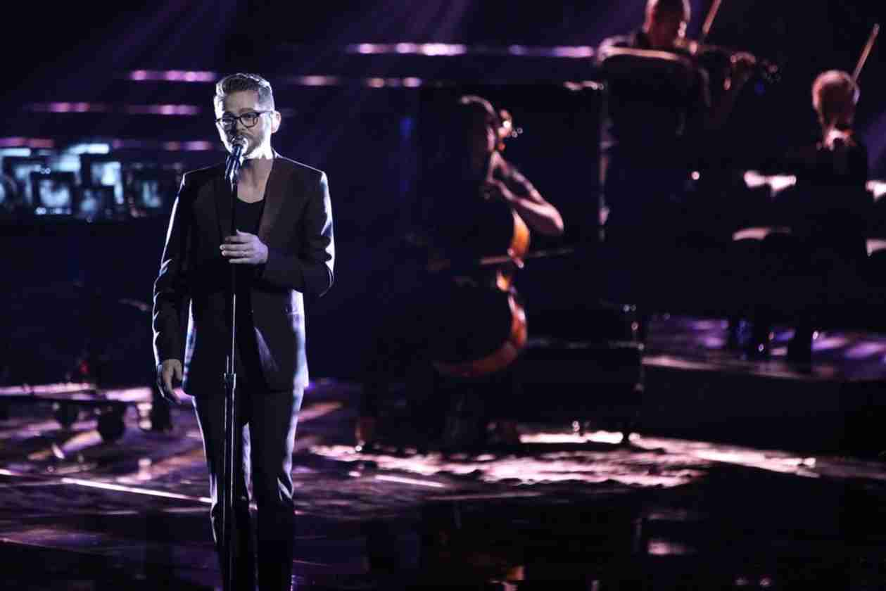 Watch Josh Kaufman Sing on The Voice 2014 Live Shows, May 12, 2014 (VIDEO)