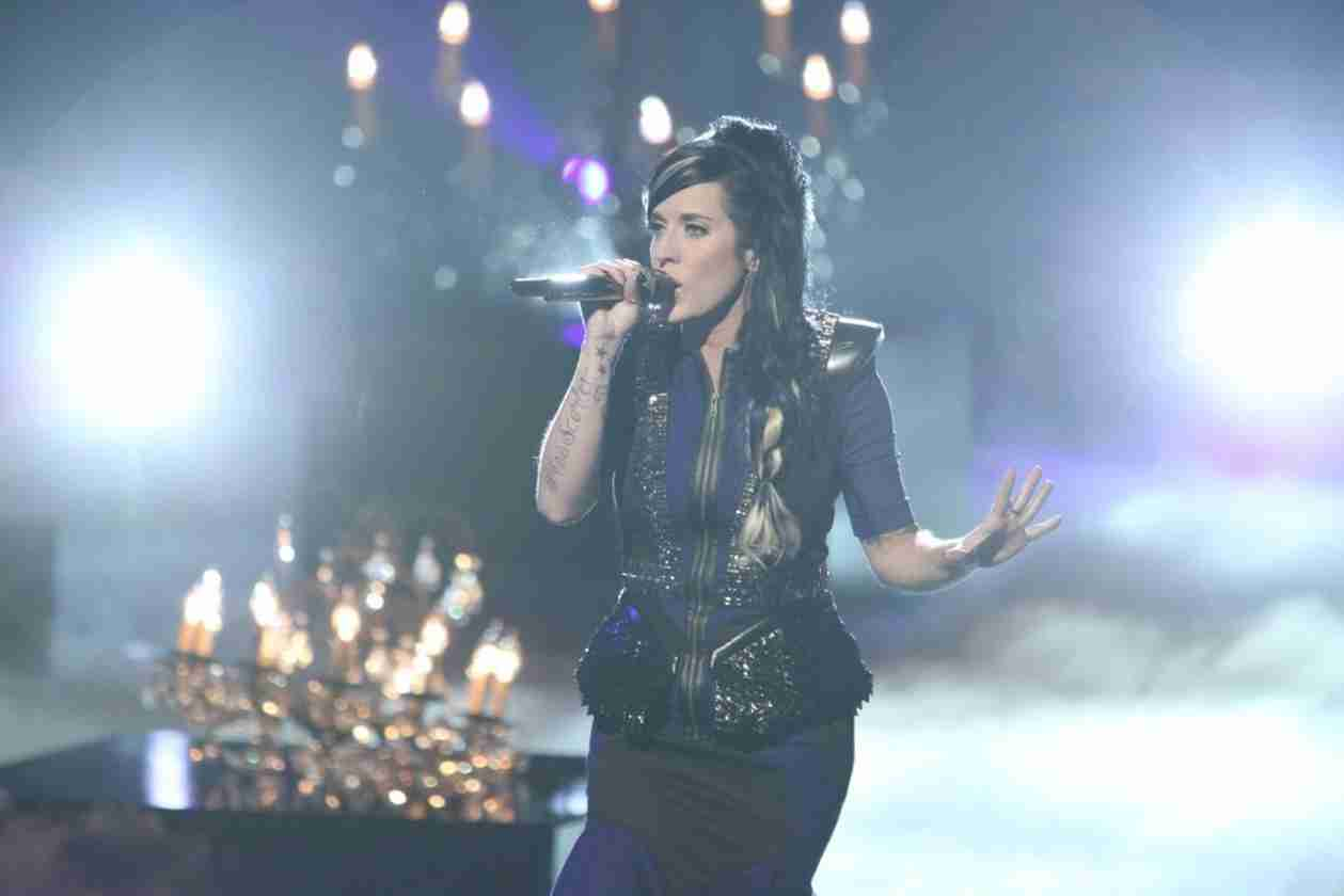 Watch Kat Perkins Sing on The Voice 2014 Live Shows, May 12, 2014 (VIDEO)