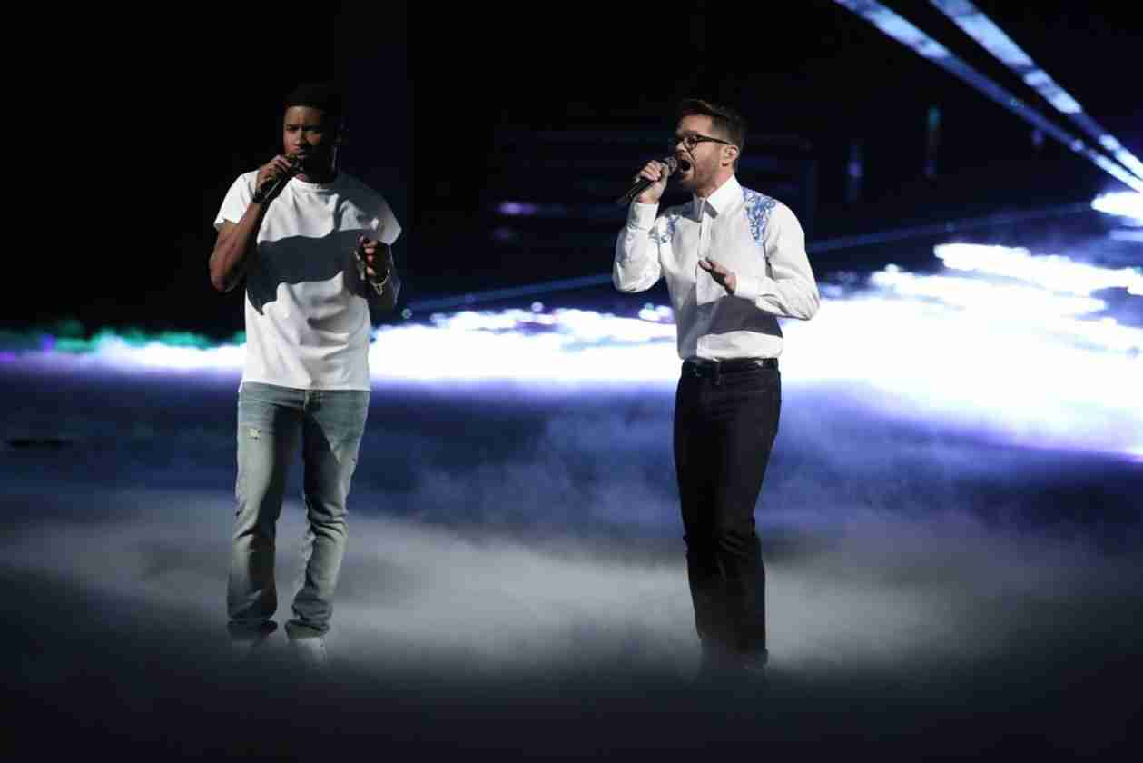 Watch Usher and Josh Kaufman Sing on The Voice 2014 Live Finals, May 19, 2014 (VIDEO)