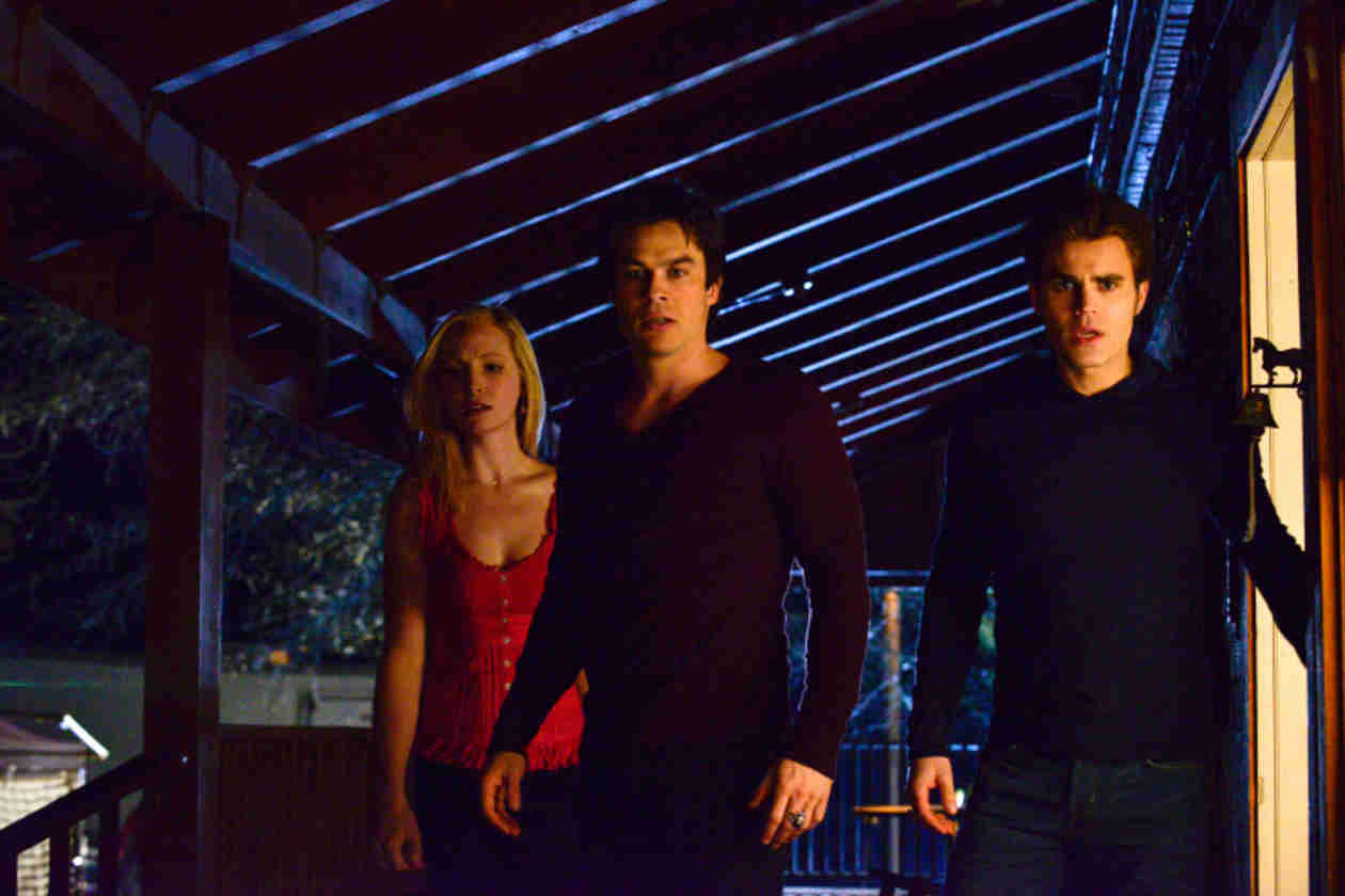 """The Vampire Diaries Music: Songs From Season 5, Episode 20 — """"What Lies Beneath"""""""
