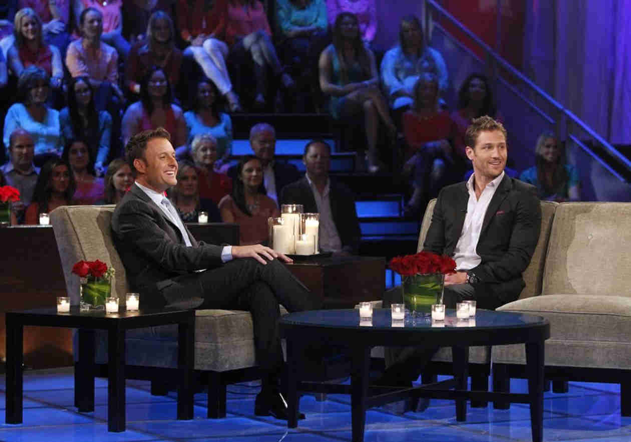 Has Chris Harrison Spoken to Juan Pablo Galavis and Nikki Ferrell? He Says…