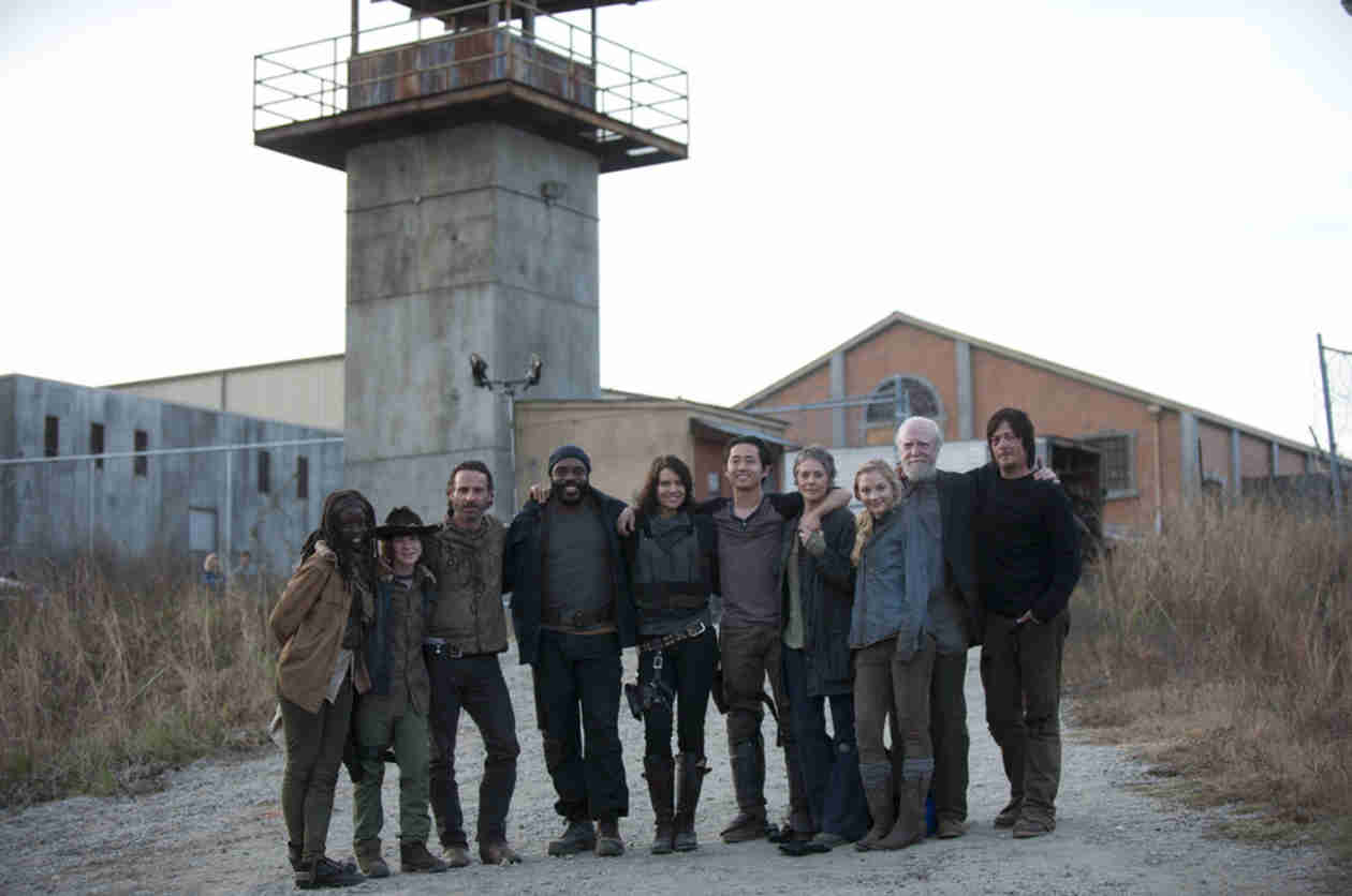 The Walking Dead Season 5: AMC May Do Special Cast Event in October? (UPDATE)