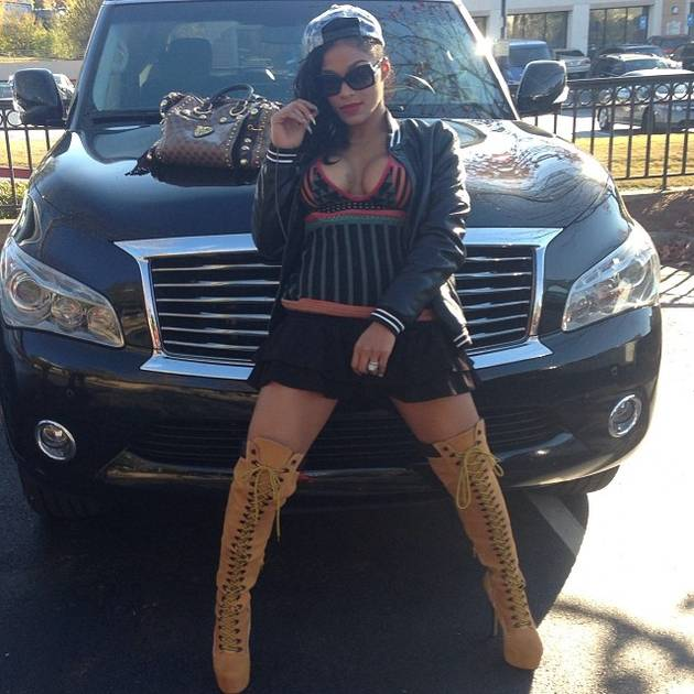 Photos of Joseline Hernandez With Bruises Surfaces Online — What Happened? (VIDEO)