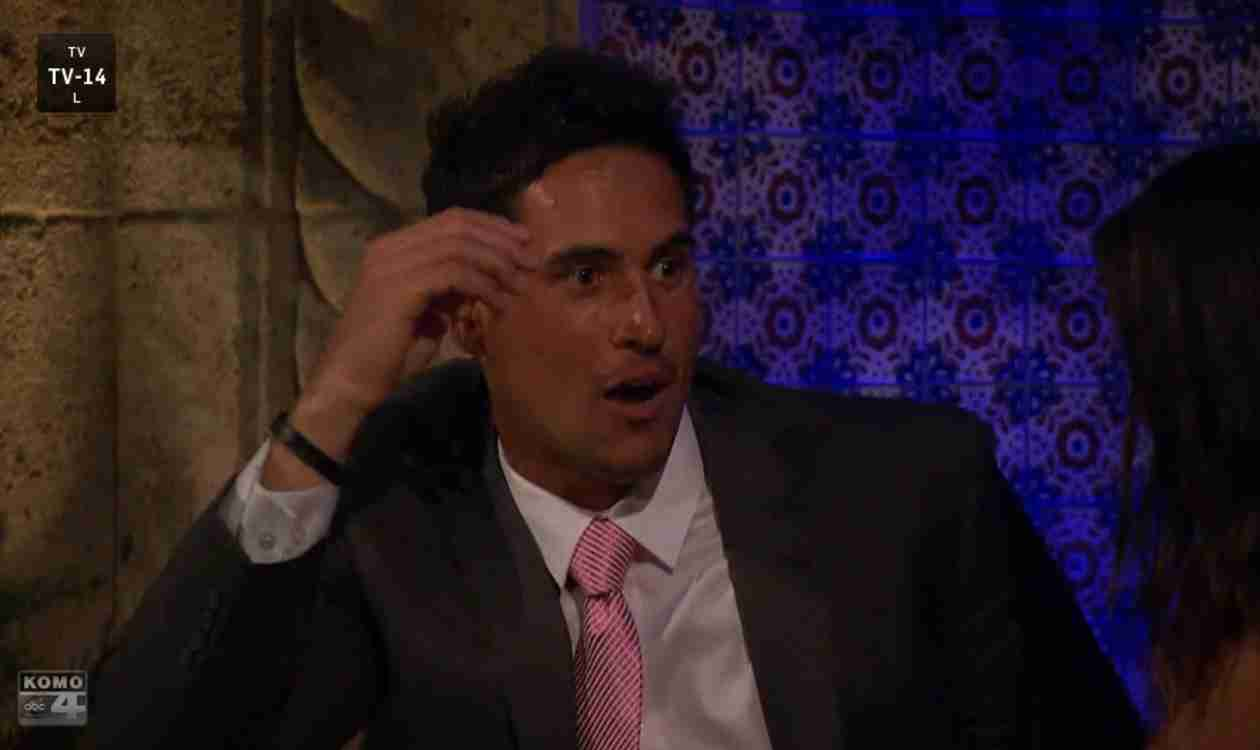 5 WTF Moments From The Bachelorette Episode 2: Craig Gets in Hot Water