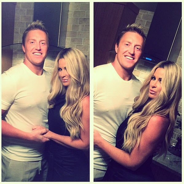 Kim Zolciak's Amazing Birthday Surprise From Kroy Biermann — See It Here! (PHOTO)
