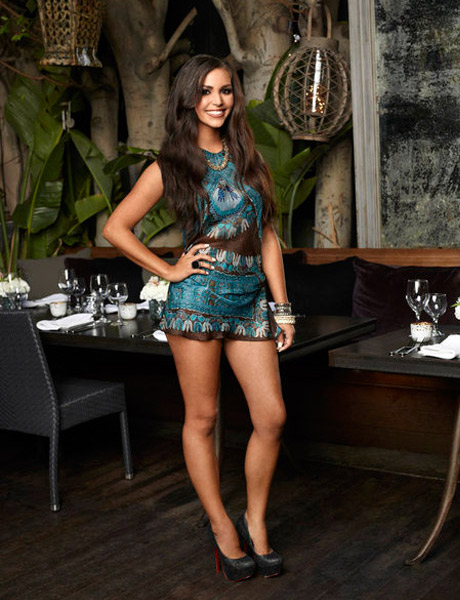 Former Villa Blanca Waitress Objects to Scheana Marie As Sexual Harassment Trial Witness