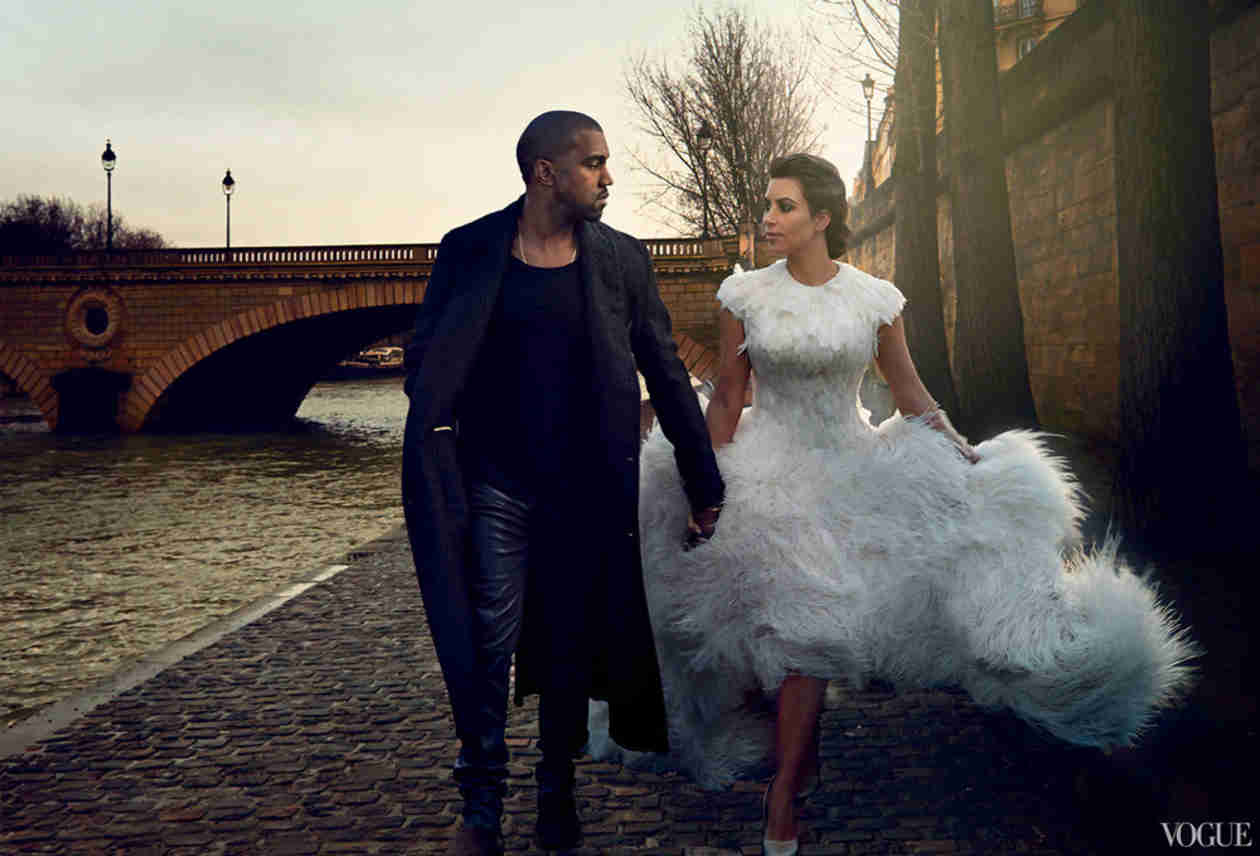 Kim Kardashian and Kanye West To Marry This Weekend — Report