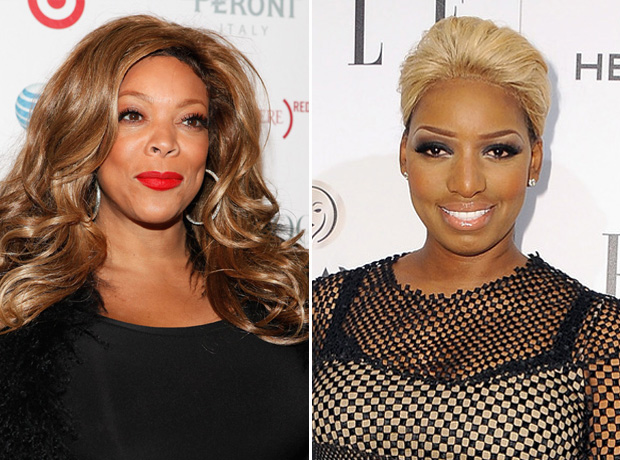 Wendy Williams Thinks RHoA Should Drop NeNe Leakes, Add Marlo Hampton! (VIDEO)