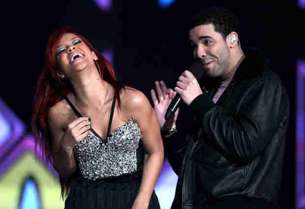 """Rihanna and Drake """"Did Not Interact at All"""" at Summer Jam After-Party — Report"""