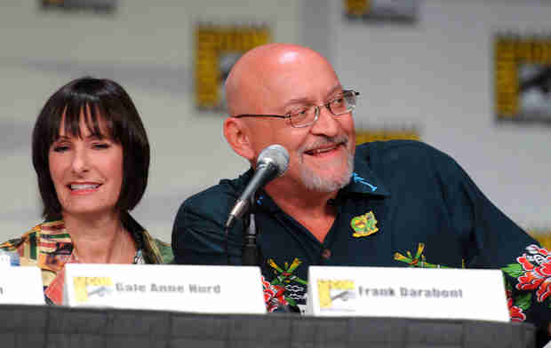 Frank Darabont Scores Small Victory Over AMC in Walking Dead Profits Legal Battle