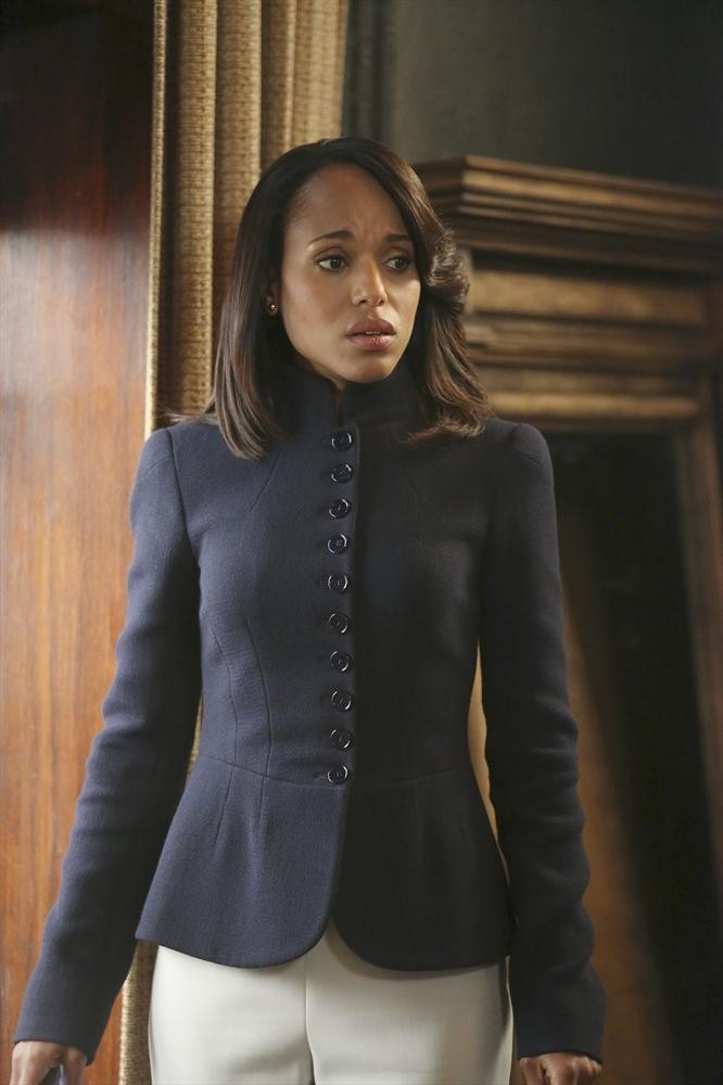 Kerry Washington Collaborates With The Limited for Scandal Clothing Line