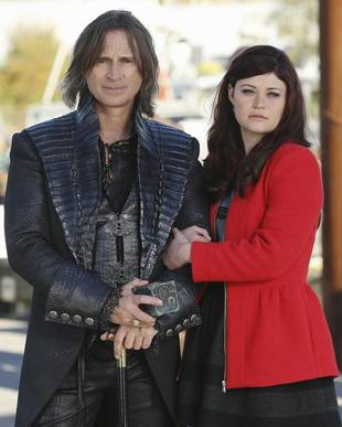 Once Upon a Time Season 4 Spoilers: Trouble For Rumbelle?