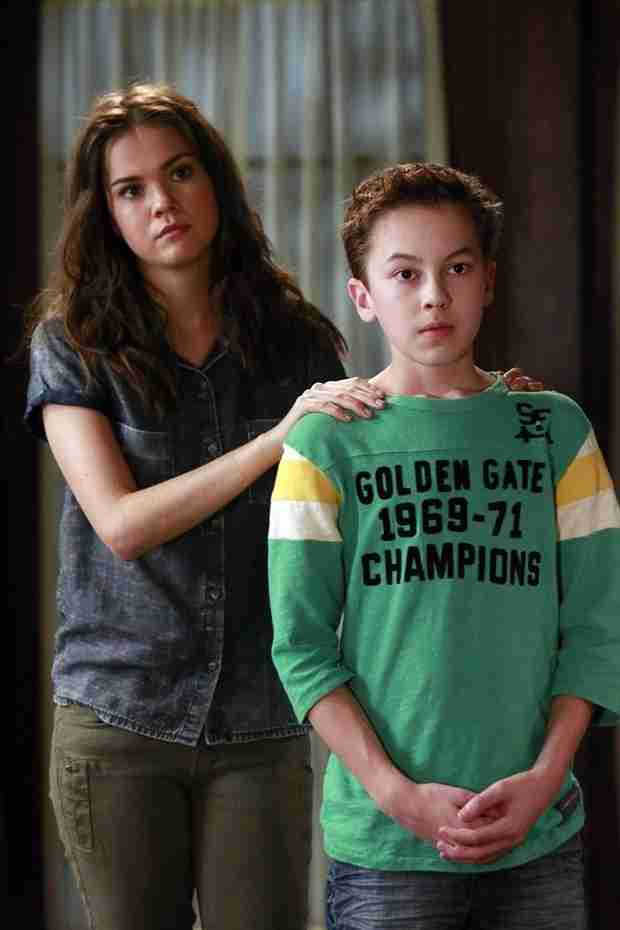 The Fosters Season 2 Scoop: Callie and Wyatt Get Intimate and Brandon Struggles to Move On — Exclusive
