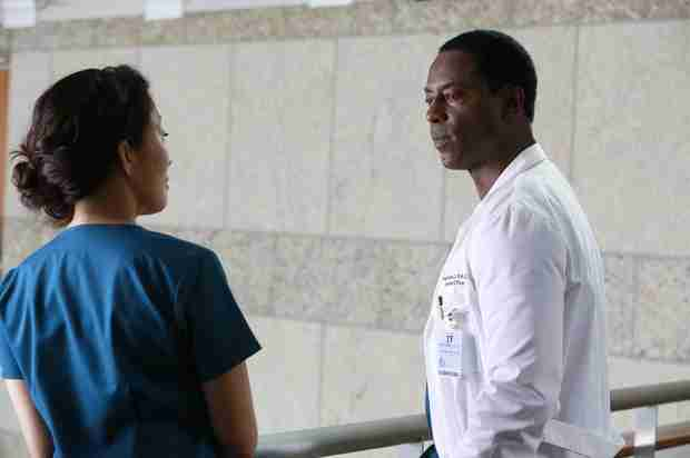 """Grey's Anatomy: Cristina and Burke's Life-Changing """"Willy Wonka"""" Convo — Read the Script!"""