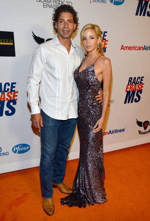 Is Camille Grammer's Ex Dimitri Charalambopoulos Trying to Hustle Her For Money?