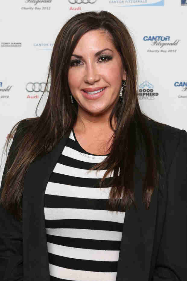 """Jacqueline Laurita Tweets About Honesty: """"SOMEtimes People Lie Out of Desperation"""""""