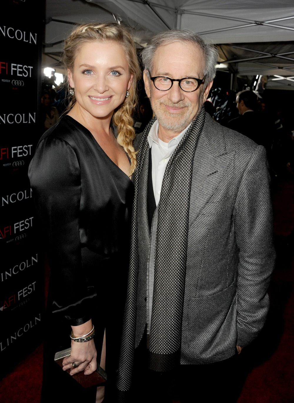 Jessica Capshaw and Her Spielberg Family Raise $200,000 For Education