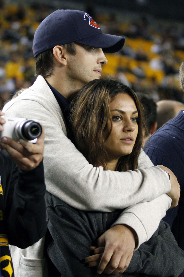 Pregnant Mila Kunis and Ashton Kutcher to Marry After Baby Is Born — Report