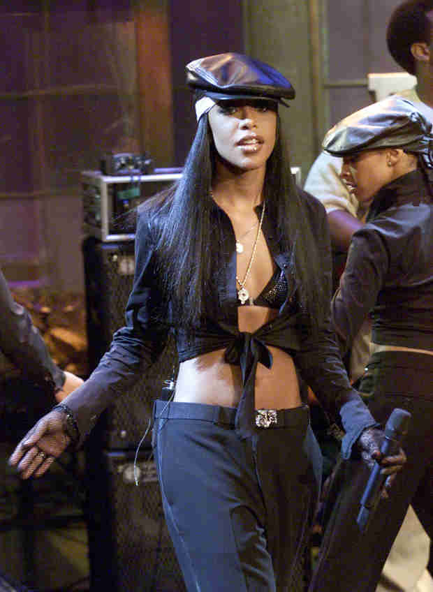 Aaliyah's Family Plans to Block The Making of Biopic Starring Zendaya — Report (VIDEO)