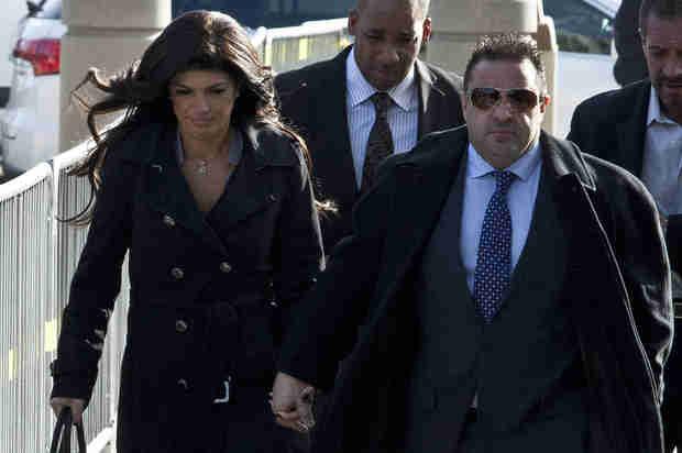 Teresa and Joe Giudice's Sentencing Date Delayed to September