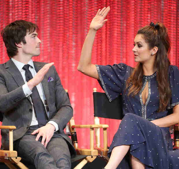 Vampire Diaries Cast to Receive Huge Award From Children Mending Hearts