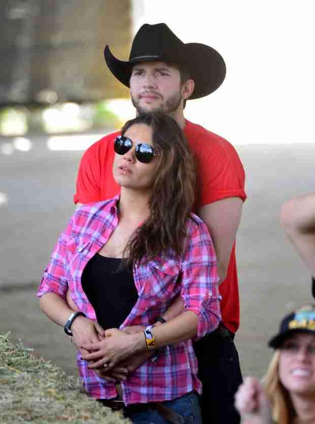 Where Do Ashton Kutcher and Mila Kunis Live? 3 Weird Fan Questions, Answered