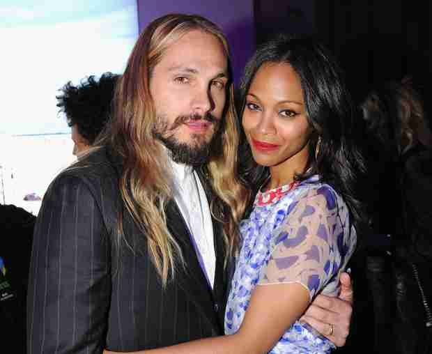 Are Zoe Saldana and Husband Marco Perego Expecting Their First Child?