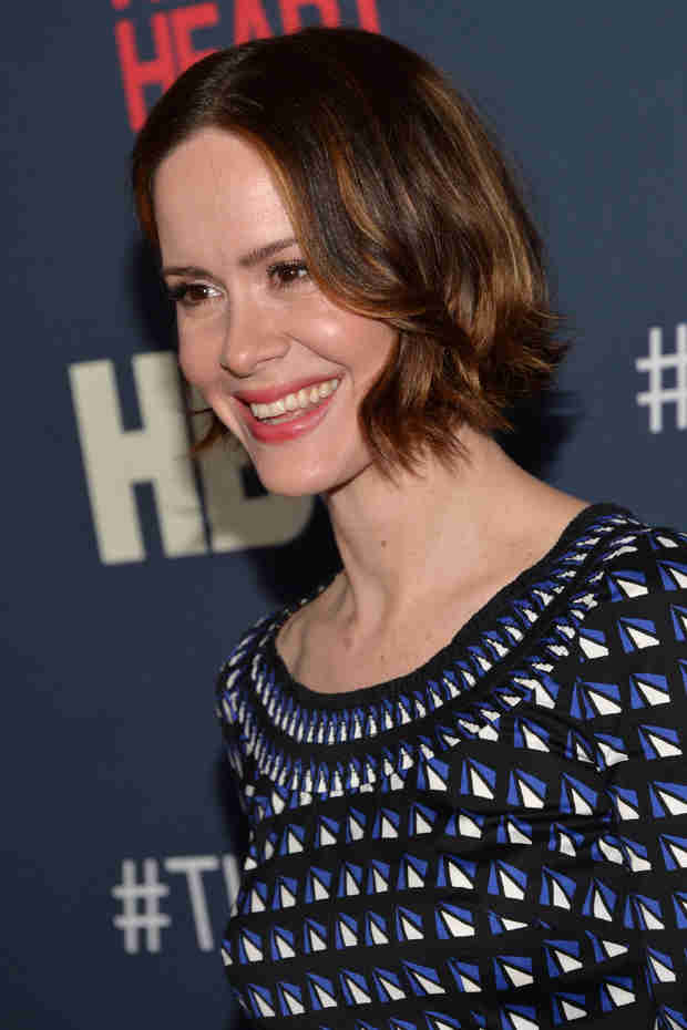 "Sarah Paulson Talks American Horror Story: Freak Show: ""Holy S—t!"""
