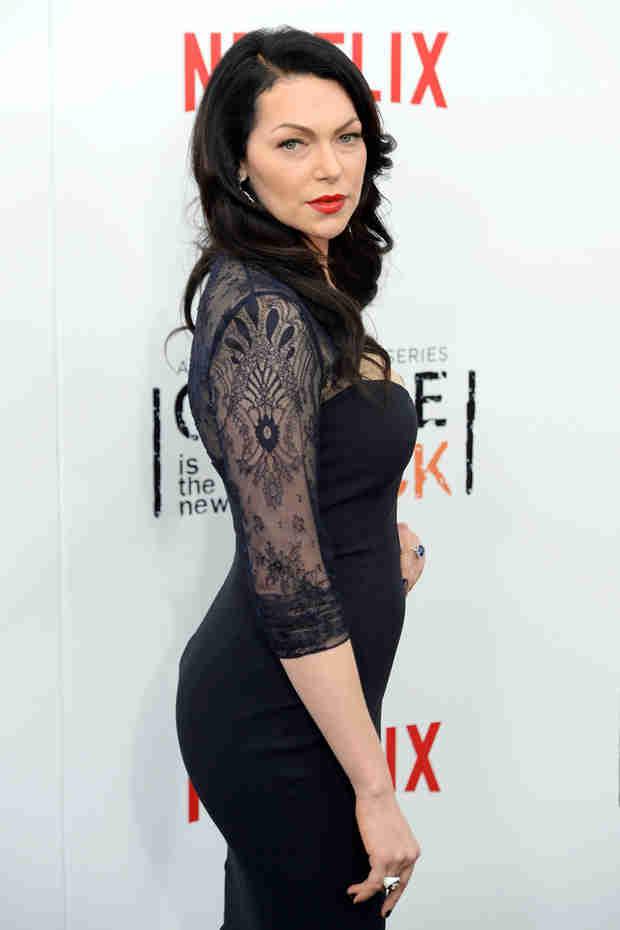 "Laura Prepon: Ashton Kutcher and Mia Kunis Will Be ""Wonderful"" Parents"