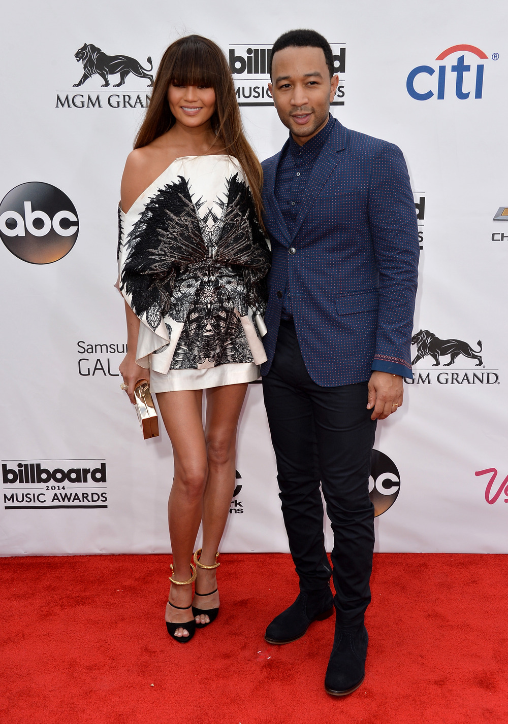 When Will Chrissy Teigen and John Legend Have Kids? She Says…