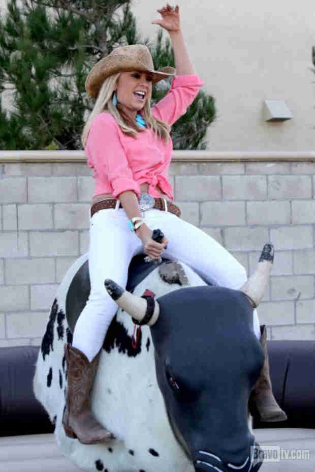 Tamra Judge to Confront Heather Dubrow About the Bull-Riding Accident on the Reunion