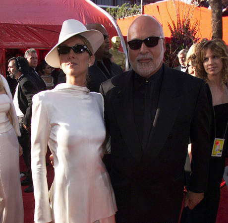Celine Dion's Husband Rene Angelil Steps Down as Her Manager