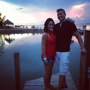Jenelle Evans and Nathan Griffith Celebrate Their One Year Anniversary!