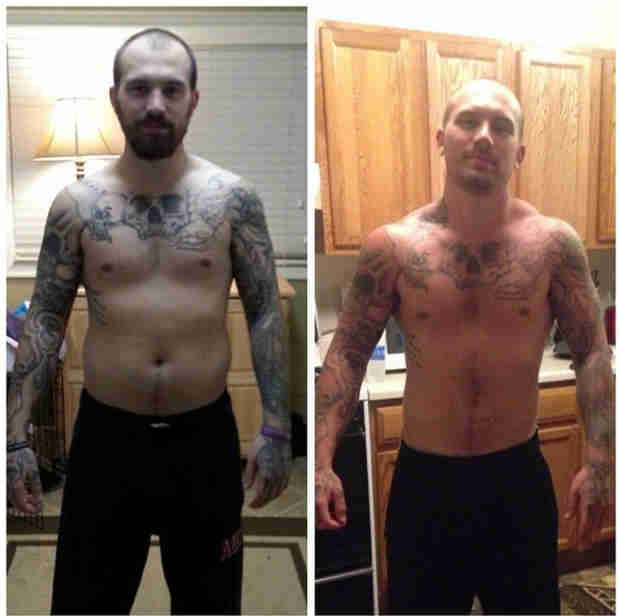 Adam Lind Is Nine Months Sober — See His Transformation! (PHOTO)