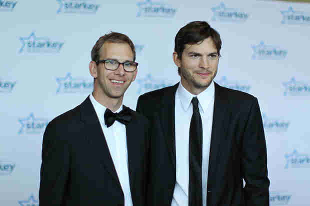 Does Ashton Kutcher's Twin Brother Think He and Mila Will Make Great Parents?
