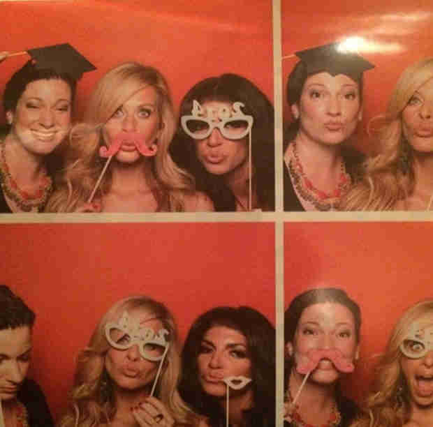 Dina Manzo and Teresa Giudice Celebrate Lexi's Graduation — Can't Miss Photo