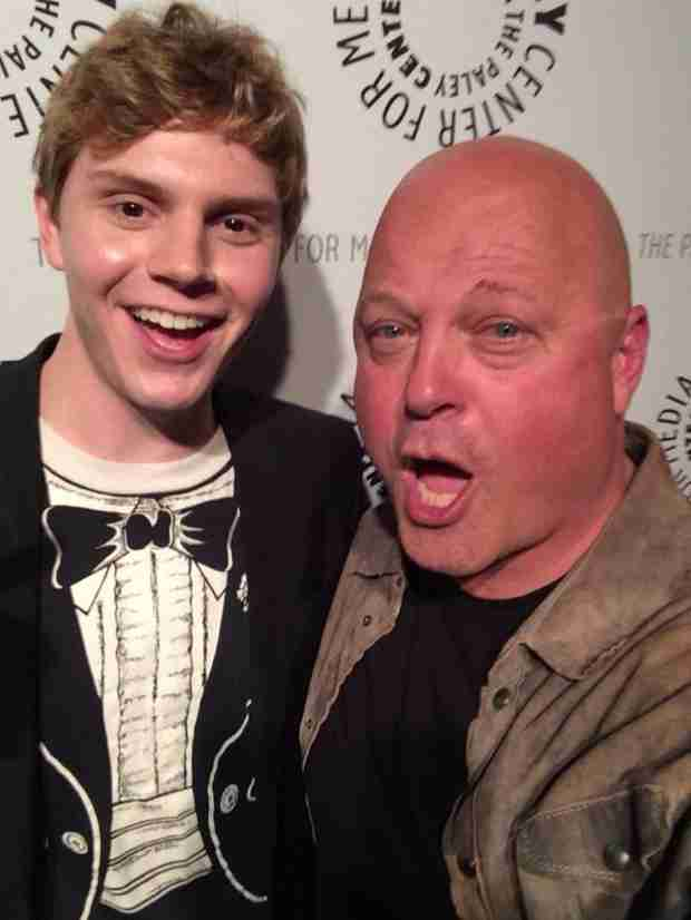 American Horror Story: Freak Show — Ryan Murphy Dishes on Michael Chiklis's Role
