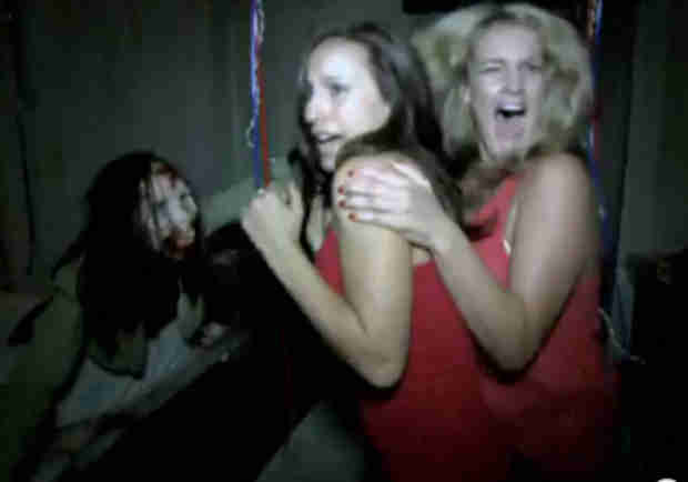 The Walking Dead Returns For Halloween Horror Nights 2014 — Check Out a Sneak Peek (VIDEO)