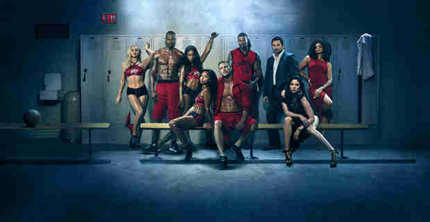 Hit the Floor's McKinley Freeman Talks Budding Relationships, Character Growth and Love of Poetry — Exclusive!