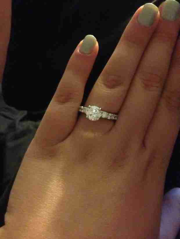 Javi Marroquin Surprises Kailyn Lowry with a New Diamond Ring! (PHOTO)