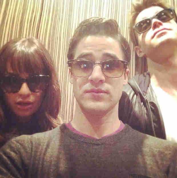 Lea Michele Knows What These Characters Will Be Doing in Glee Season 6!