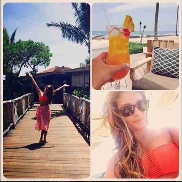 Lea Michele Shows Off Amazing Bikini Body on Beach in Hawaii (PHOTO)