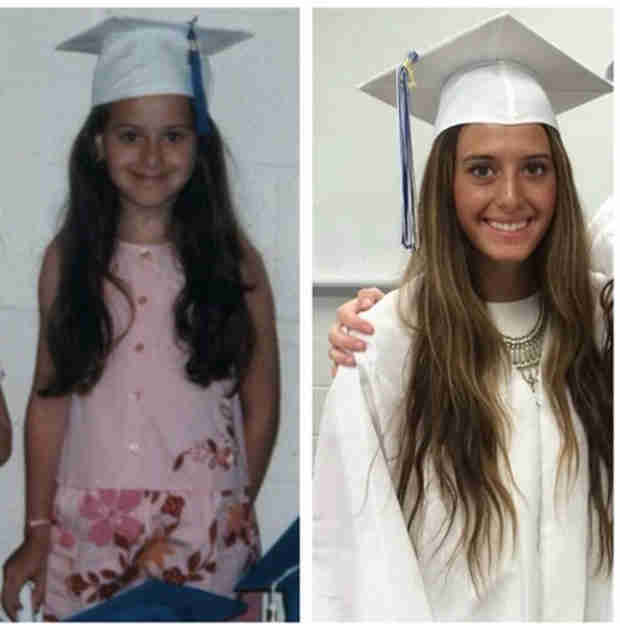 Lexi Manzo Flashback Photo: See How Much She's Grown! (PHOTO)