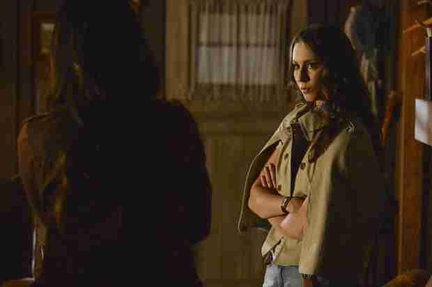 Pretty Little Liars Season 5 Spoilers: Spencer and Caleb Share a Special Scene