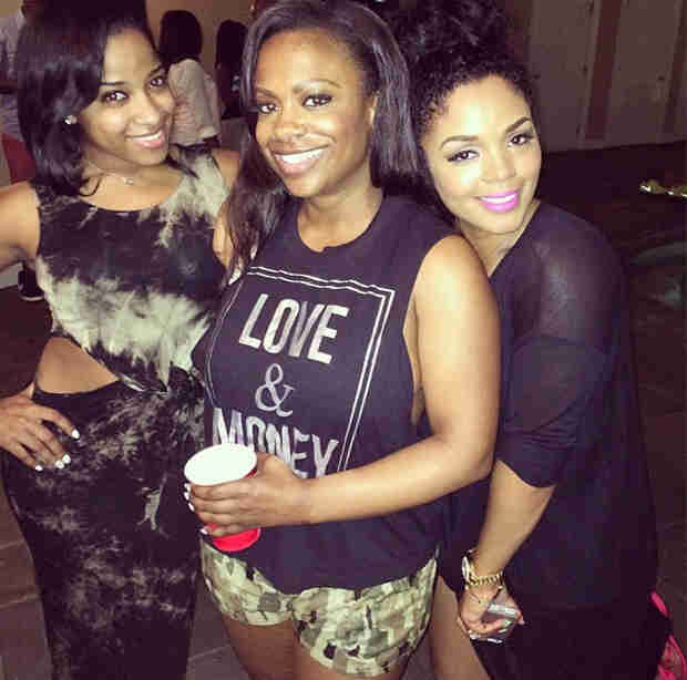 Love & Hip Hop Atlanta's Rasheeda Gives Kandi Burruss Marriage Advice