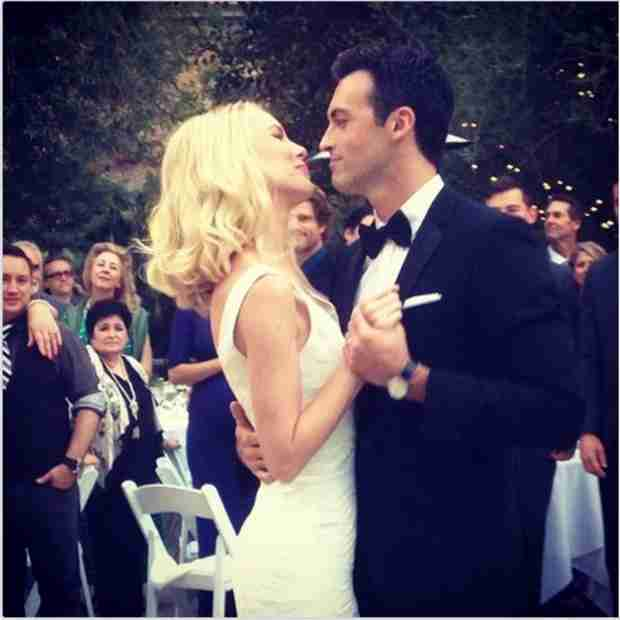 Veep's Reid Scott Marries Elspeth Keller in Star-Studded Wedding — See Her Dress!